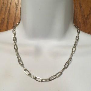 Classic Silver Chain